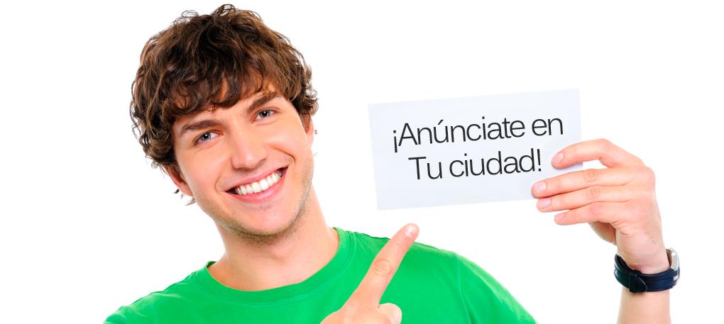anúnciate en Alcalá de Guadaíra