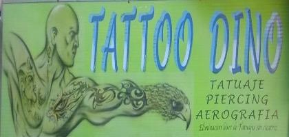 Tattoo Dino