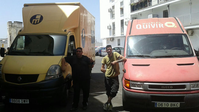 Portes y mudanzas en alcal de guada ra portes alcal for Empresas de mudanzas en alcala de henares